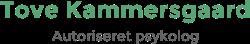 Autoriseret psykolog Tove Kammersgaard logo