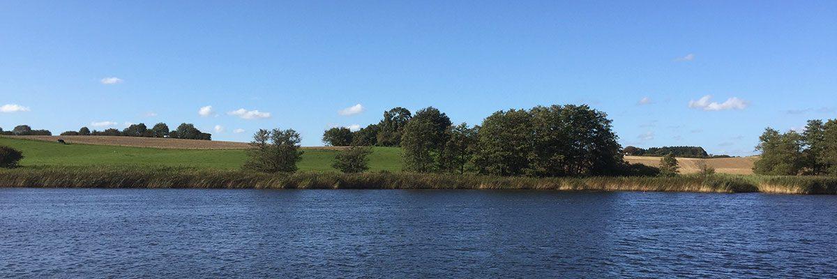 Søens bred
